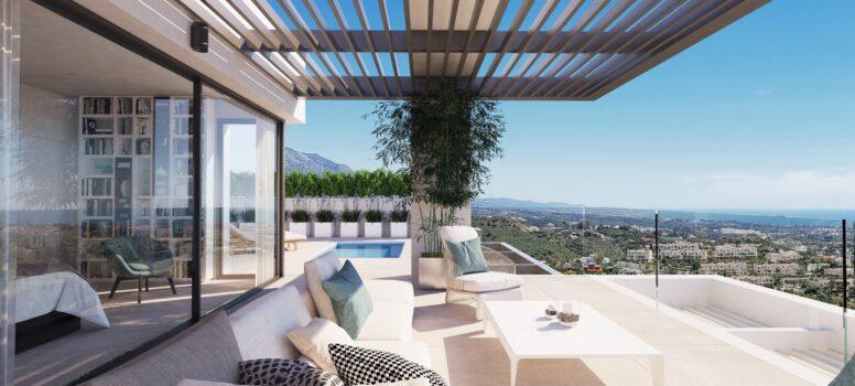top 5 appartementen Marbella - Aqualina