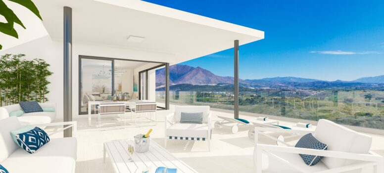 Top 3 nieuwbouw projecten Casares / projets de nouvelles constructions Casares