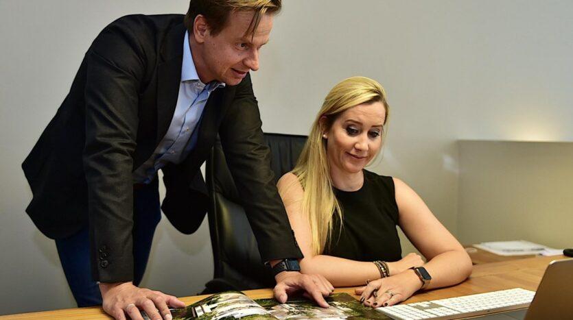 Gunther en Sofie Nieuwsblad en Gazet van Antwerpen