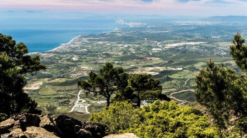 Estepona sierra bermeja Gibraltar