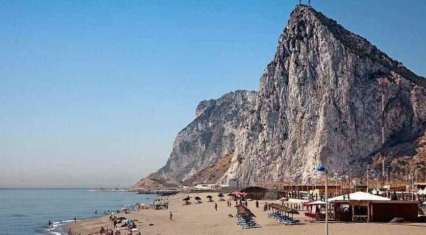 Gibraltar beach 1 1