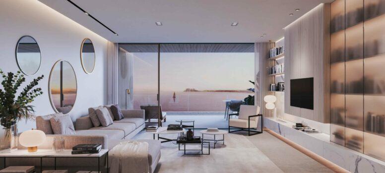 Ikkil Bay living room