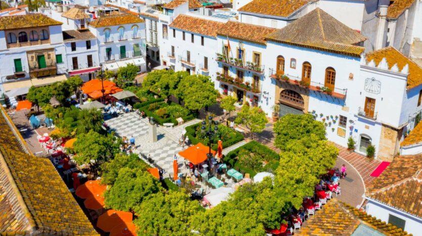 Marbella een rijke geschiedenis