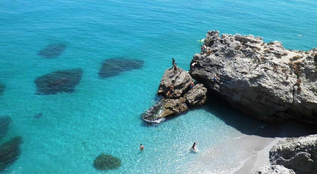 Nerja playa de Maro