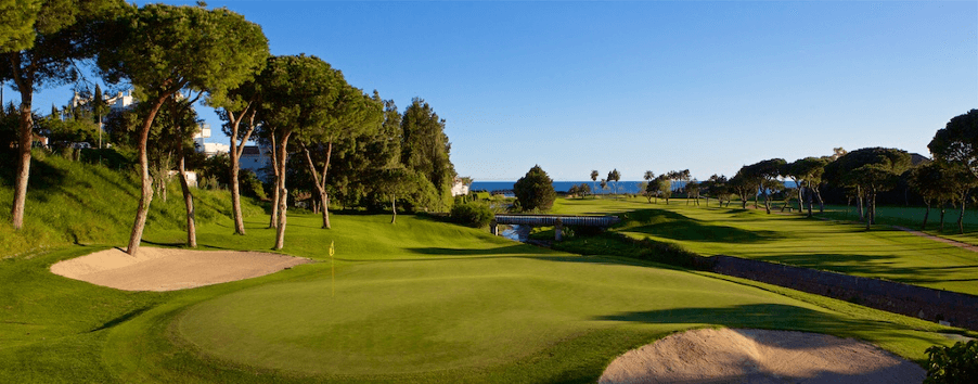 Río Real Golf Club - best golf course Costa del sol