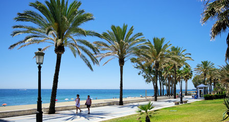 San Pedro strand