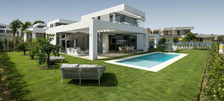 Syzygy villa te koop Marbella