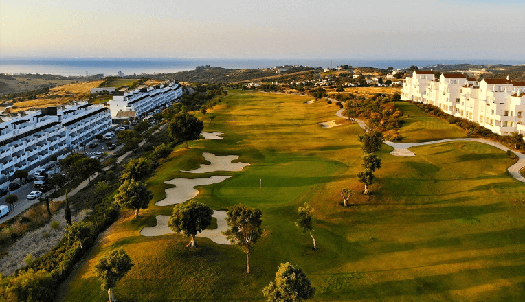 Valle Romano Golf & Resort - best golf course Costa del sol