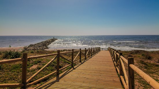 playa de artola cabpino