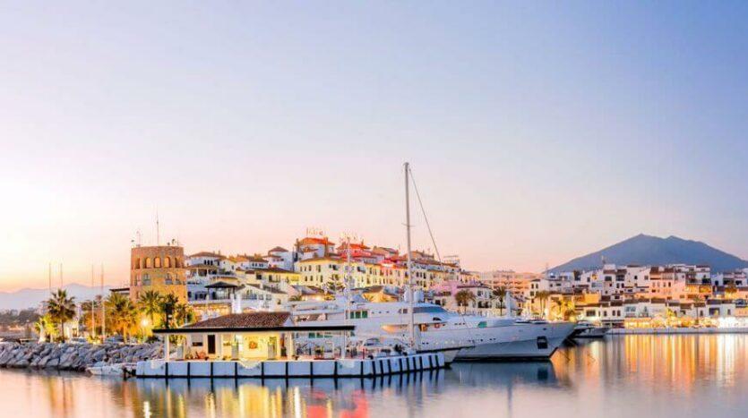 puerto banus haven