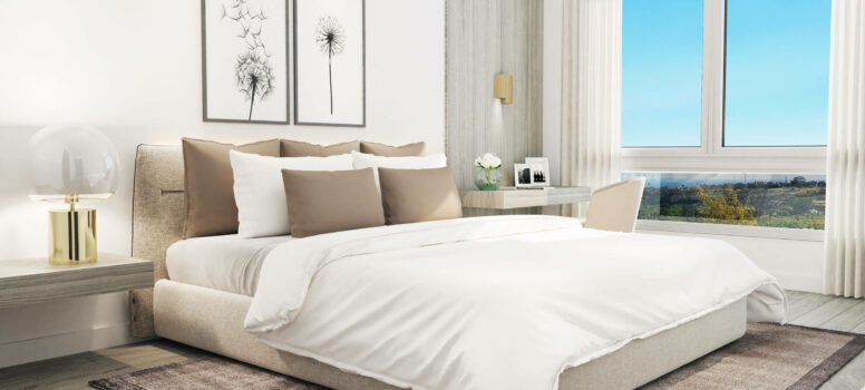 Oceana View Interior adosado dormitorio