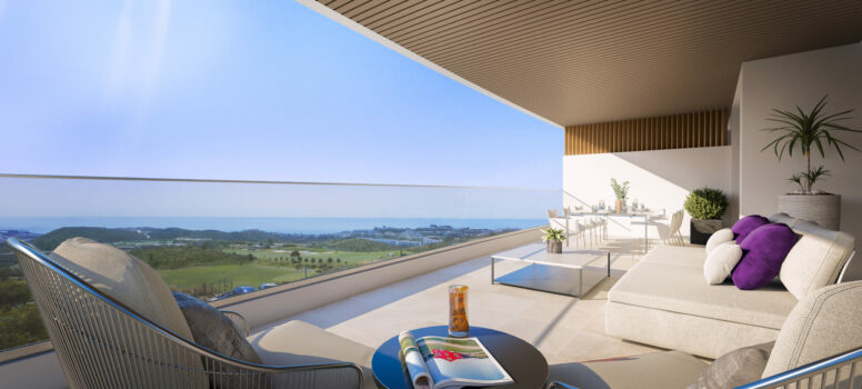 Appartement kopen Spanje aan zee