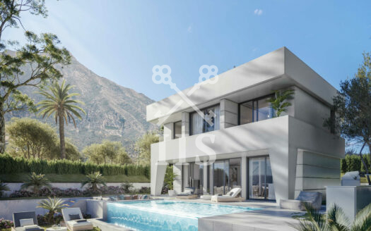 Marvelous Villa In The Most Luxurious Residential Area In Marbella La Zagaleta