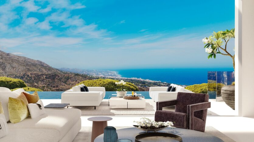 Villa te huur Marbella