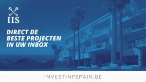 De beste nieuwbouw projecten in uw mailbox Investinspain be