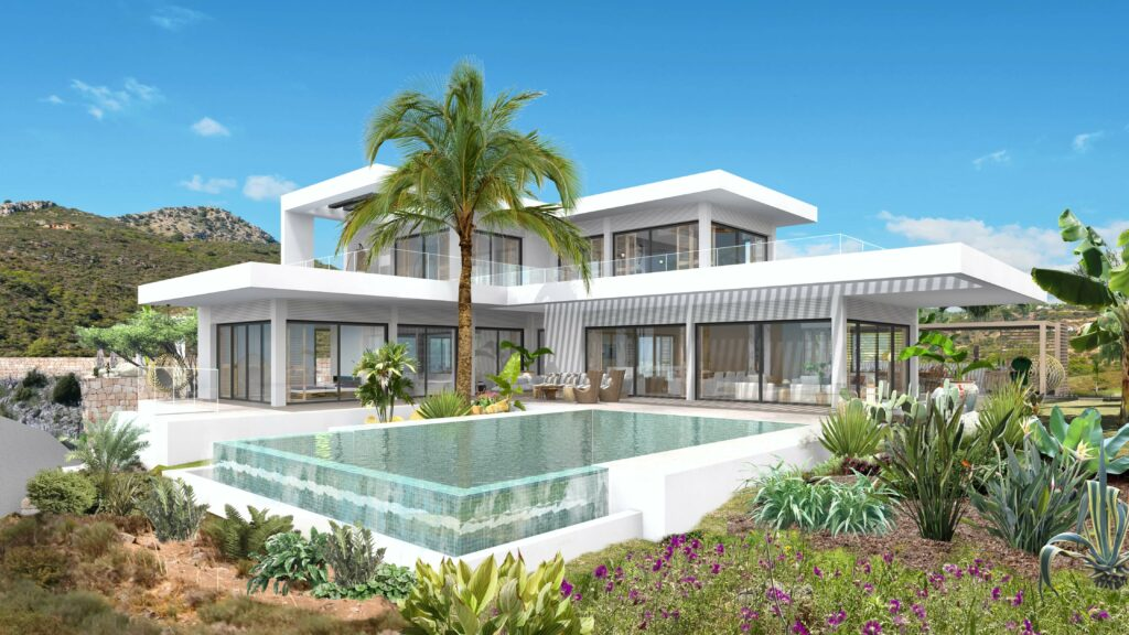 Villa Mandurah - Banús Bay - Luxe nieuwbouw villa's