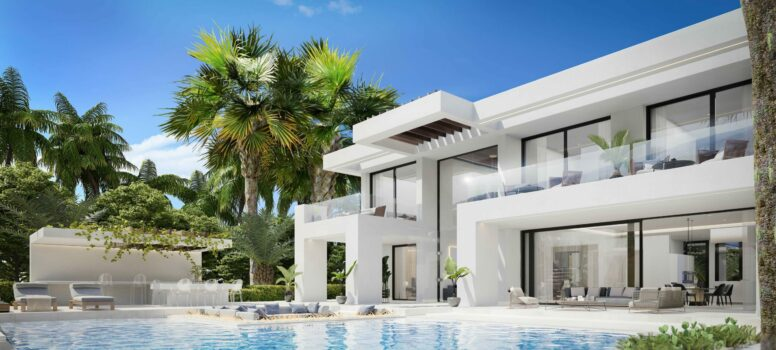 buy villa in Spain