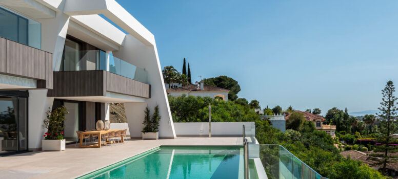 houses for sale at the Costa del Sol
